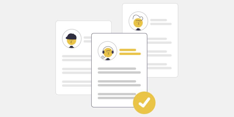 7 errores más comunes al momento de armar tu CV